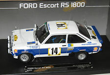 1/18 Ford Escort RS1800 Ford Motorsport Safari Rally 1977 A. Señor Vatanen nos