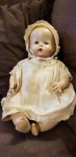Antique vintage old composition baby doll original clothes. 1920s or 1930s.