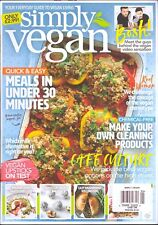 Simply Vegan Magazine June 2018 Issue 1 Everyday Guide To Vegan Cooking