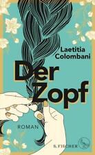 Der Zopf von Laetitia Colombani (2018, Gebundene Ausgabe)