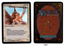 MRM ENGLISH Serra Angel Excellent+ NM- MTG magic ALPHA SAA04