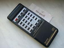 Fernbedienung Sharp RRMCG0109AFSA für Audio System W999H