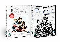 It's A Wonderful Life (DVD, 2012, 2-Disc Set, Box Set) brand new still wrapped