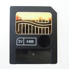 4MB 3.3V 3.3 volt SmartMedia Card SM GENUINE Brand NEW Made in Korea