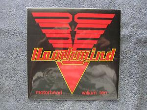 """Hawkwind Valium 10 7"""" Single"""