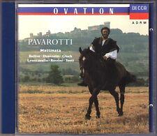 Luciano Pavarotti: mattinata aprile Alma del core chanson de l 'adueu Tosti CD