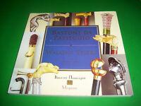 Collezionismo - Bastoni da passeggio / Walking sticks - 1^ ed. 1994