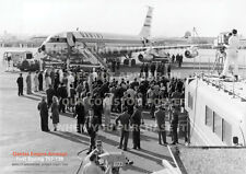 QANTAS FIRST BOEING 707 VH-EBA 1959 A3 POSTER PRINT PICTURE PHOTO IMAGE x