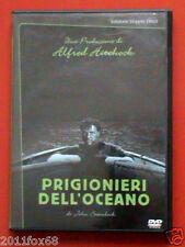 Alfred Hitchcock prigionieri dell'oceano lifeboat john steinbeck 2 DVD rarissimi
