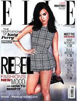 ELLE UK September 2013 Katy Perry HEILEE SEINFELD Josefine Nielsen @NEW@