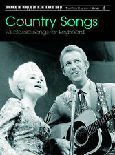The Easy Keyboard Library - Country Songs, 23 Classics For Keyboard