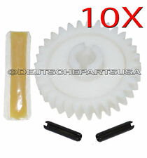 10 x Garage Door Opener Drive Gear Liftmaster Sears Chamberlin 41A2817 41C4220A