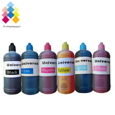 600ml CISS Refillable Ink Refill Bottle for Epson PX650 PX710W PX810FW