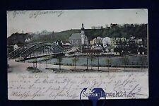 alte AK Gruss aus Trostberg 1905