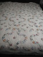 Vintage ARCH Quilts from New York 60 x 83