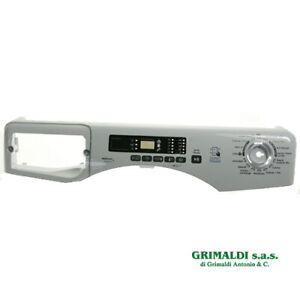 ASSIEME CRUSCOTTO PER LAVATRICE CANDY HOOVER GVSW 1400MPS IT ORIGINALE 43014430