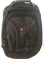 Wenger/SwissGear Black Backpack with Audio Pocket NWOT