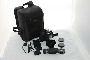 Canon EOS 7D Mark II 20.2 MP DSLR Kit with EF-S 18-135mm IS STM + Backpack