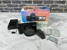 Sony ZV-1 20.1MP Compact Digital Vlog Camera - with loads of accessories