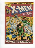 The Uncanny X-Men #73 vs. El Tigre!  High Grade Copy FREE SHIPPING!