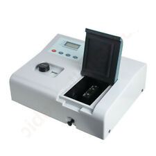 Best 2019 Visible Spectrophotometer 721 LDC  Spectrophotometer 350-1020nm Tungs