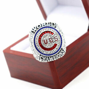 Chicago Cubs 2016 World Series Championship Ring Official RIZZO Fans Souvenir