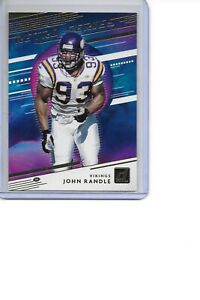 2020 Donruss Retro Series John Randle Minnesota Vikings Football Card #13