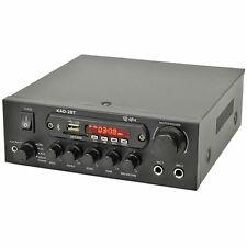 QTX KAD2BT Amplificatore Stereo digitali con Bluetooth