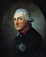 Frederick The Great 6x5 Inch Print 6