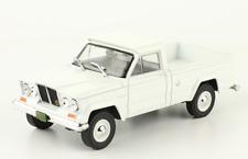 IKA Jeep Gladiator 1965 Rare Argentina Diecast Scale 1:43 New + Magazine