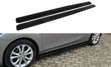 SIDE SKIRTS ADD-ON DIFFUSERS MAZDA 3 MK2 SPORT (PREFACE) (2009-2011)