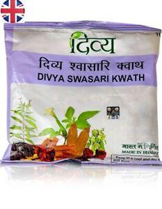 Swami Ramdev Patanjali UK - Divya Swasari Kwath, Cough, Cold Etc 100g