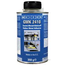 WEICON® 350g GMK 2410 Klebstoff für Gummimatten | Kleber | Gummi | Metall