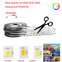 Wholesale 5050/5630/3528 Best Quality RGB White Waterproof 300 LED Strip Light