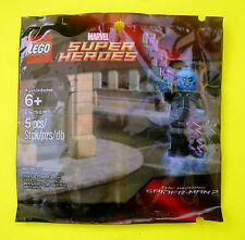 Lego 5002125 Super Heroes Electro Spiderman 2 Polybag Neu Ovp 2015