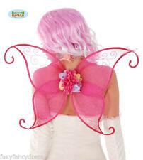 Ailes, queues, oreilles et nez rose pour déguisements et costumes