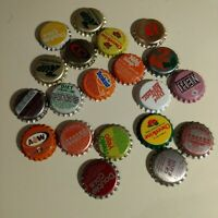 Lot of 20 Vintage Unused Soda Pop Bottle Caps - Advertising Collectible - Lot 2