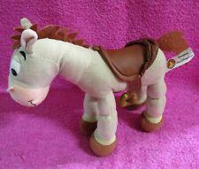 "Disneyland Walt Disney World Parks Toy Story Bullseye Horse Poseable Plush 10"""