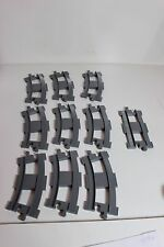 Lego Duplo Thomas & Friends Train Track Lot 10 Track Curve straight