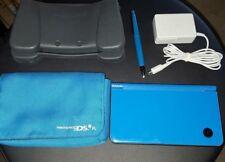 Nintendo DSi XL Launch Edition Blue Handheld System