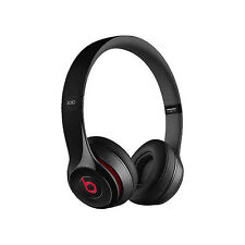New in Box ~ Beats by Dr. Dre Solo2 Headband Headphones - Black ~ Free Shipping