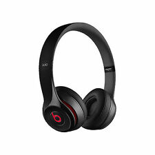 BEATS BY DR DRE Solo 2 Headphones Luxe Edition Black On-ear headphones