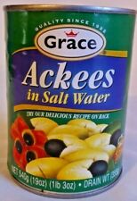 055270762028 Jamaica Grace Kennedy Ackees 4 X 19 Oz./540 g (4 Cans)