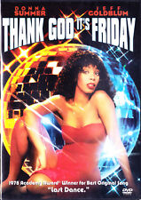 Thank God It's Friday (DVD, Widescreen, 2006) Region 1  Donna Summer New Sealed