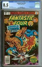 FANTASTIC FOUR #211 CGC 8.5 OW/WH PAGES // 1ST APPEARANCE TERRAX NEWSSTAND 1979