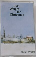 Just Wright for Christmas by Danny Wright (tape Cassette, 1992, Moulin D'Or)