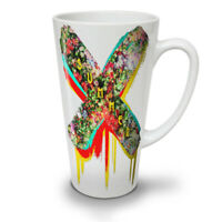 Summer Flower Sea NEW White Tea Coffee Latte Mug 12 17 oz | Wellcoda