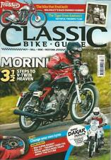 CLASSIC BIKE GUIDE-March 2018 (NEW) *Post included to UK/Europe/USA/Canada