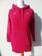 Adidas Team GB London 2012 Cotton Pink Pullover Adidas Hoodie training Jumper 12