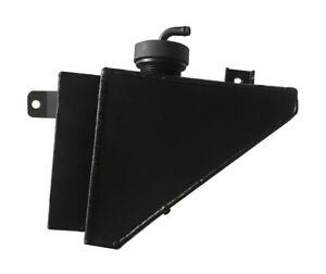 For NISSAN Skyline R31 Aluminum High quality Coolant Expansion Overflow Tank BK
